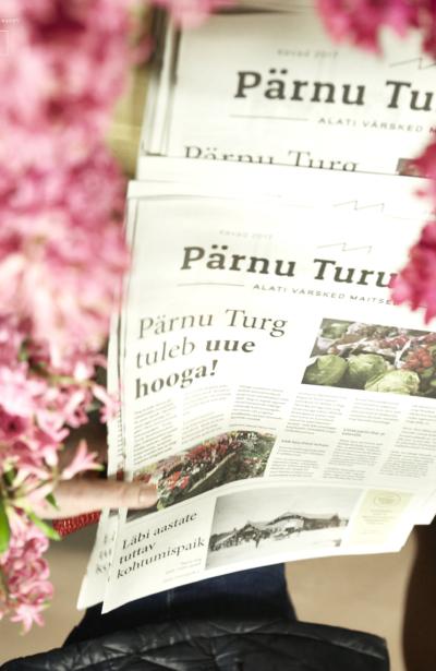 Tähistame 6. aprill Pärnu Turu taasavamist!