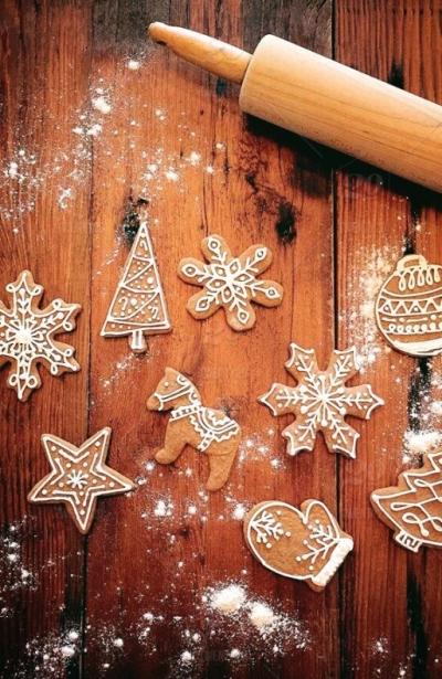 Meisterda ise piparkook ja võida jõuluüllatus!